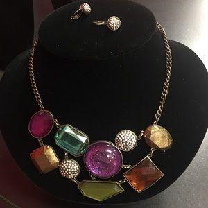 Lot of 10+ Necklaces, Chico's Lauren Conrad, Avon